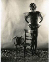 """1930s Hodgini Family Katie, Presentation Wardrobe"""